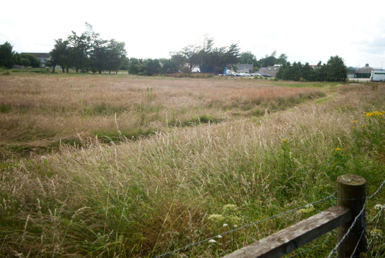 Work could begin on building about 100 homes on Linkwood Road next year.