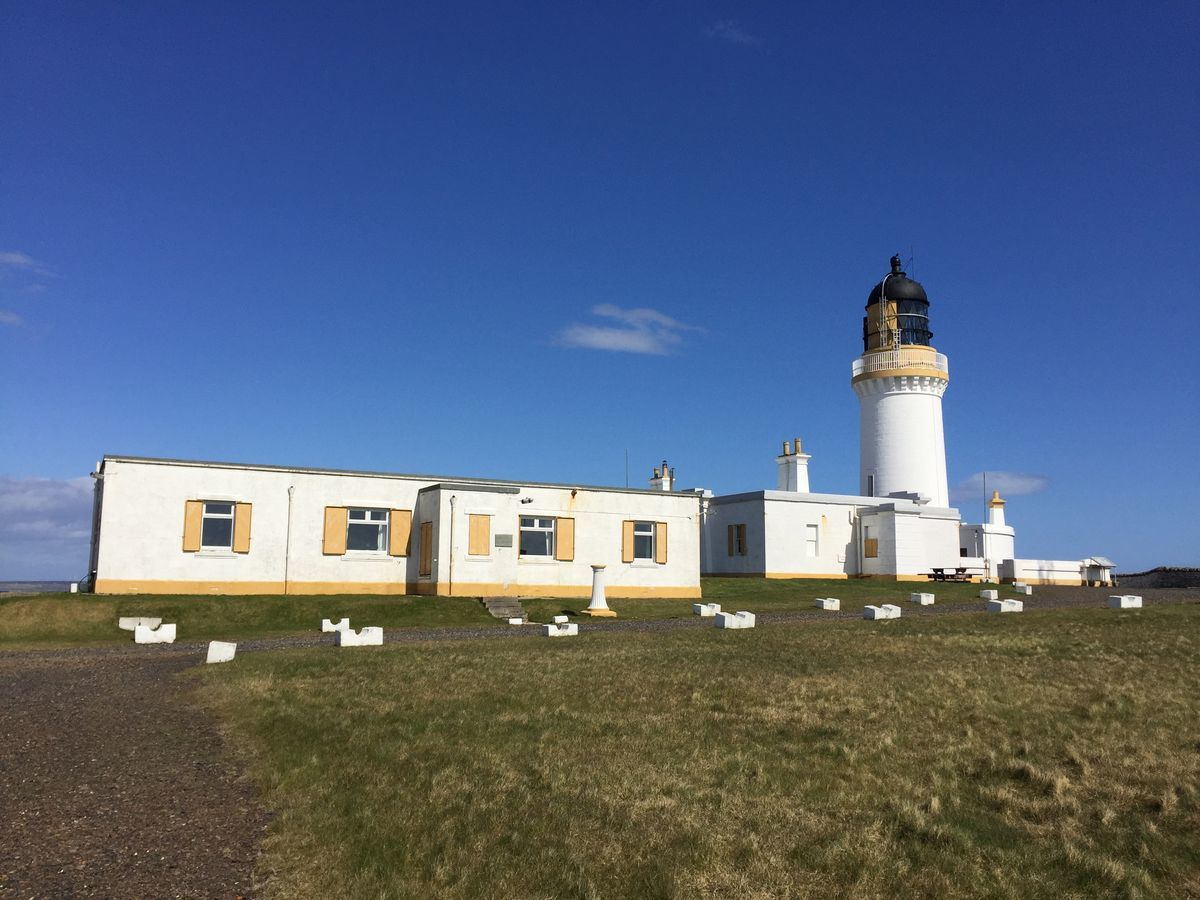 Noss Head Lighthouse 2