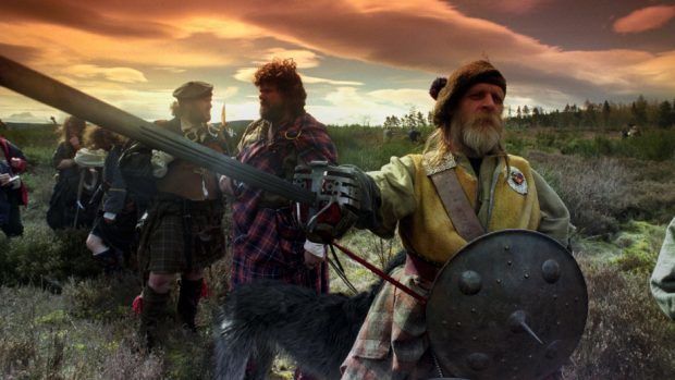 The battle of Culloden, the last on the British mainland, claimed the lives of 2,000 Highlanders
