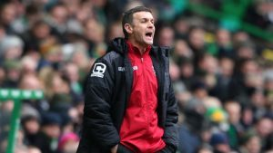 Ross County can cause Hoops problems, says McIntyre