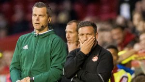 McInnes upset to see close friend Brian Reid lose job ahead of their Scottish Cup encounter
