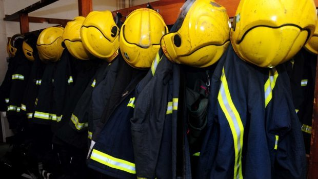 Firefighters have been called