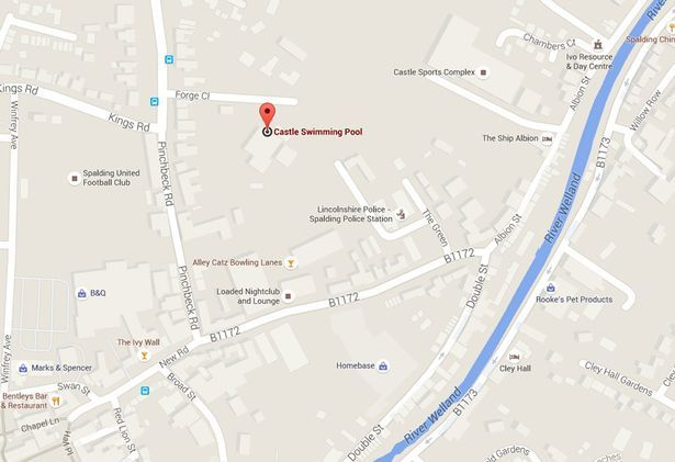 The incident took place near Castle Sports complex. Spalding