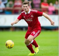 Dons midfielder's time at Dundee United could be cut short