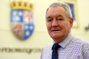 Moray Council convener Allan Wright.