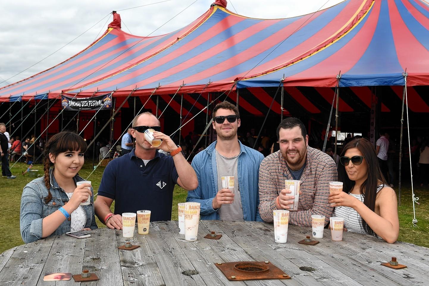 Banchory-Beer-Festival