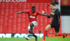 Cole was a standout for Manchester Under-21s (PA)