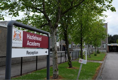 Halzlehead Academy toilets in line for refurbishment | Press and Journal
