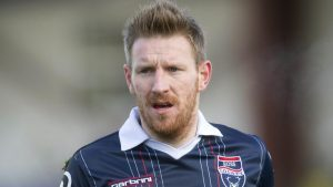 Staggies midfielder Michael Gardyne out to make history