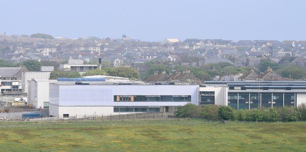 New Wick school takes shape