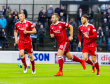 Aberdeen's Niall McGinn set his side on the road to victory