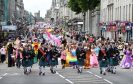 Thousands of people descended on the Granite City for Celebrate Aberdeen.