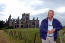 Jack Nicklaus launched the FM Developments golf vision at the Ury Estate near Stonehaven