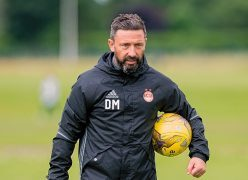 New training facility is vital for Dons boss McInnes