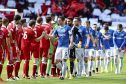Aberdeen will face Rangers at Pittodrie on August 5.