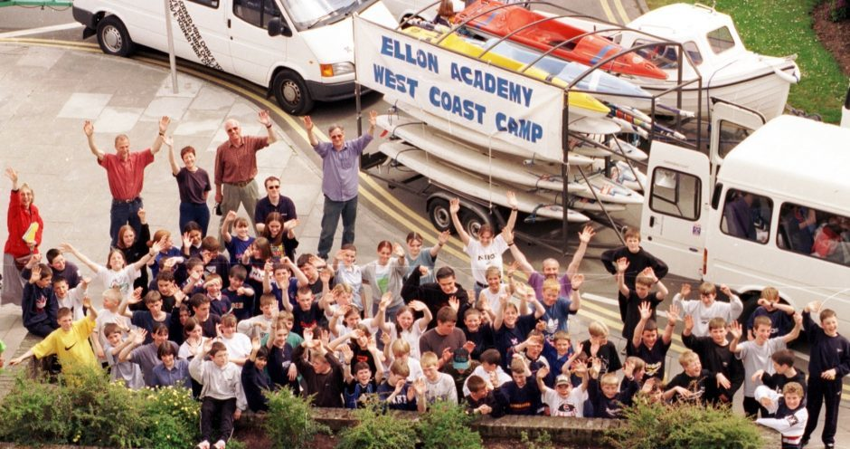 21 Pictures Of Ellon Academy From Through The Years Press And Journal