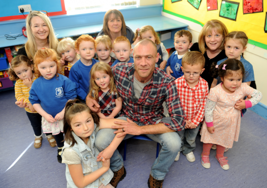 Family Of Devoted Nursery Teacher Make Donation To School