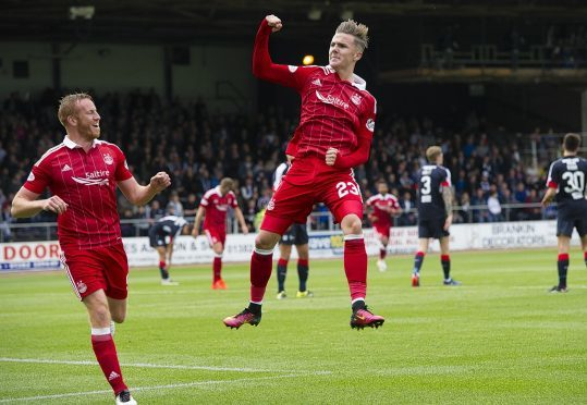 James Maddison impressed during a loan spell with the Dons.