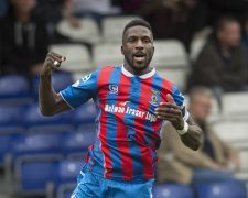 Doumbouya goal helps Caley Thistle beat Elgin in Scottish Cup