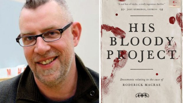 Graeme Macrae Burnet's second book His Bloody Project