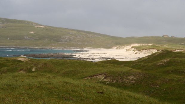 Barra and Uist