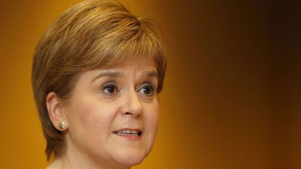 First Minister Nicola Sturgeon said Holyrood has lost one of its most well-known and well-liked parliamentarians