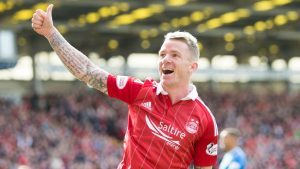 Hayes believes Dons have become the team everyone wants to beat