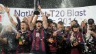 Northamptonshire are the reigning T20 champions