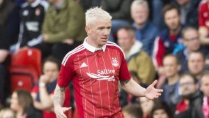 Dons reject second Cardiff City bid for Hayes