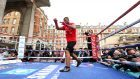 Kell Brook is stepping up to middleweight after establishing himself at welterweight