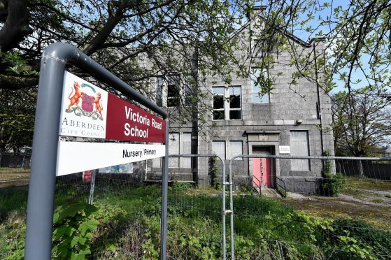 Old Victoria Road Primary School, Torry, Aberdeen