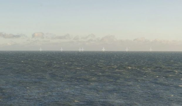 How the Kincardine Offshore Wind Farm would look