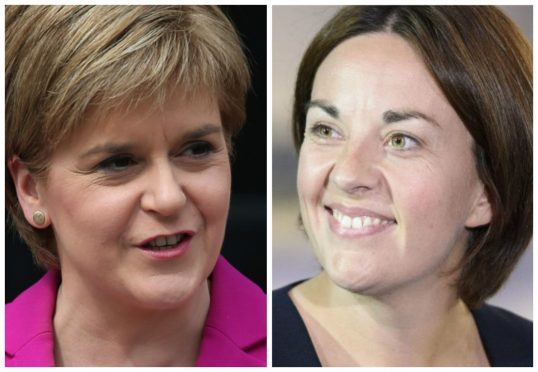 Very bad  night for SNP as Alex Salmond and Angus Robertson lose seats