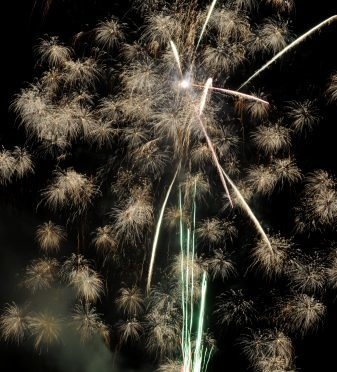 Where Can I Watch Fireworks In Inverness And The Highlands