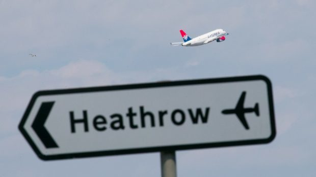 The Government's  backing for Heathrow has been welcomed by business groups and trade unions
