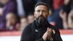 McInnes would love to end Dons fans' 25 year wait for an Ibrox win