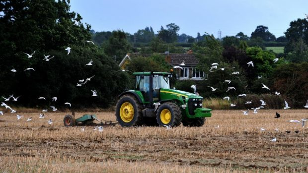 RBS said young farmers had untapped economic potential