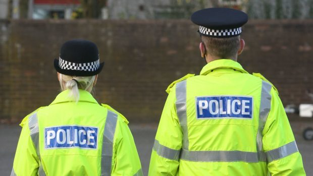 Scottish Police Federation highlighted decrepit police buildings