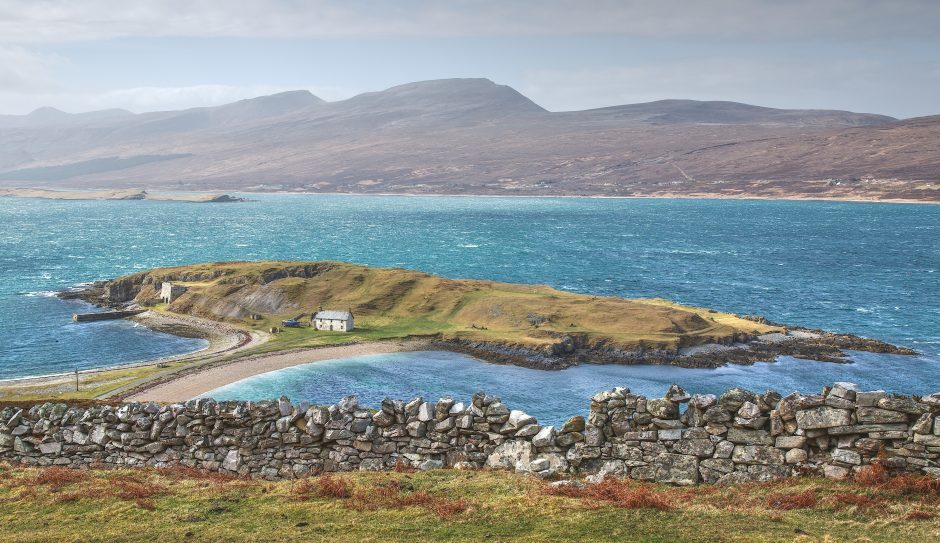 Ard Neackie and Loch Eriboll, in Sutherland. Picture courtesy of Reader Mike Coats