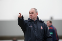 Lossiemouth manager Charlie Charlesworth Picture: Paul Campbell.