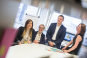 The Wired Studio Management Team - Alana McConnachie – Creative Director, Sarah Bremner – PR Director, Lee Brandie – Managing Director and Claire MacIntyre – Marketing Director