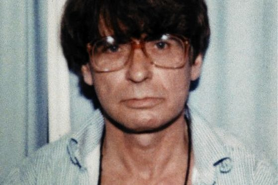 The user tried to sell a Dennis Nilsen autograph for £750.