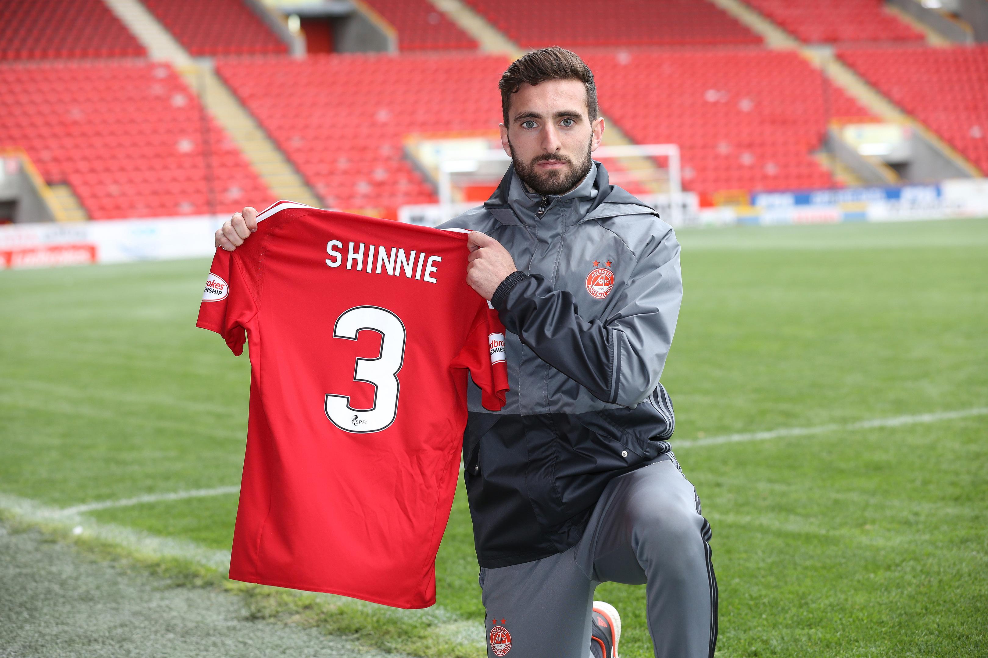 Graeme Shinnie