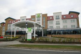 The Holiday Inn Express i nWesthill