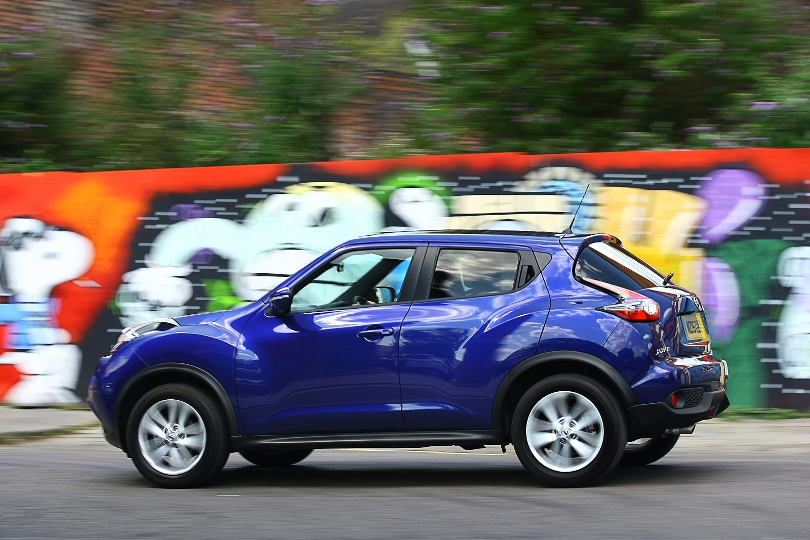 the nissan juke remains unrivalled press and journal. Black Bedroom Furniture Sets. Home Design Ideas