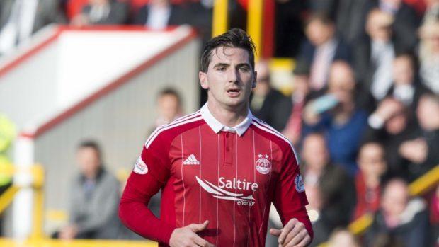 Aberdeen's Kenny McLean