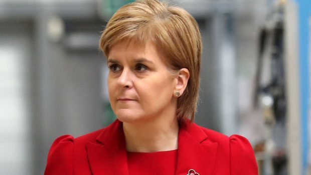 Scottish National Party sees steep losses