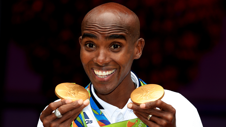 Great Britain's Mo Farah is in the running for the IAAF world athlete of the year award