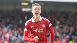 McInnes hopes to keep Maddison at Pittodrie for rest of the season