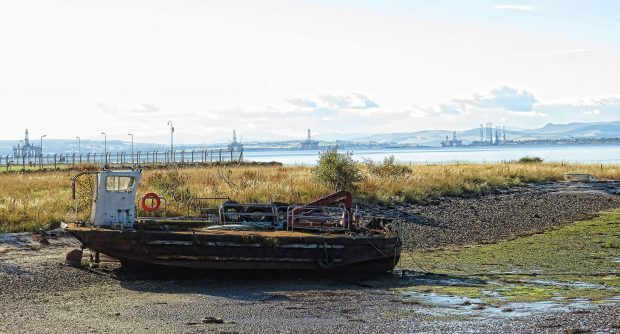 The Cromarty Firth. Picture courtesy of reader Mike Coats